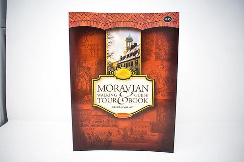 Moravian Walking Guide & Tour Book