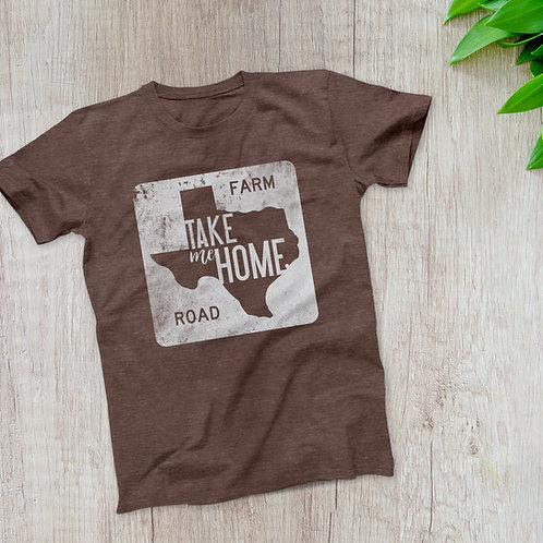 Take me Home Farm Road T (ws)
