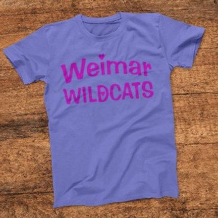 Weimar Wildcats- W25