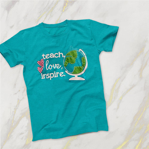 Teach, Love, Inspire (ws)