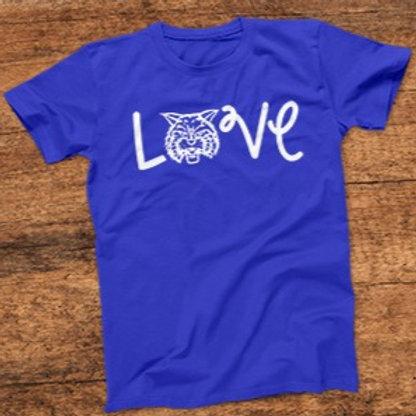 Wildcats LOVE- W26