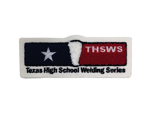 Texas H.S. Welding Series Patch