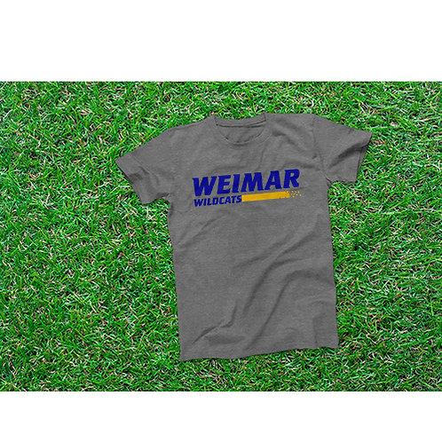 Weimar Wildcats Contender Tee