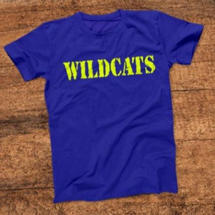 Wildcats Stamp- W16
