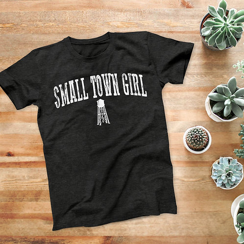 Small Town Girl (ws)