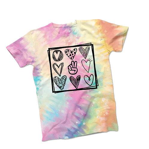 Tie-Dye Tee- T-shirt Kit