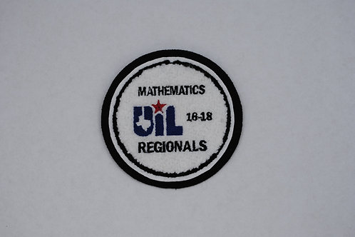 UIL Round Patch