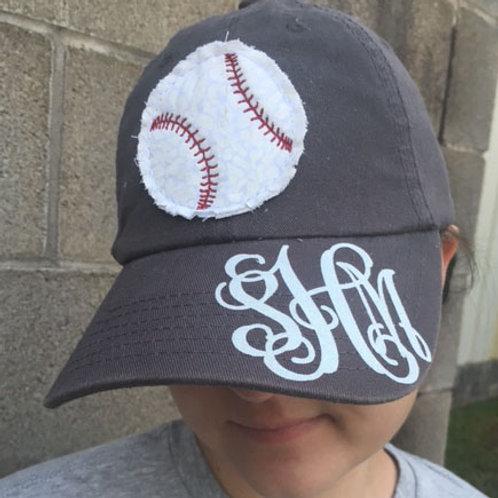 Raggy Baseball/Softball Cap