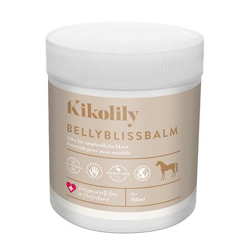 BellyBlissBalm - die Pferdesalbe