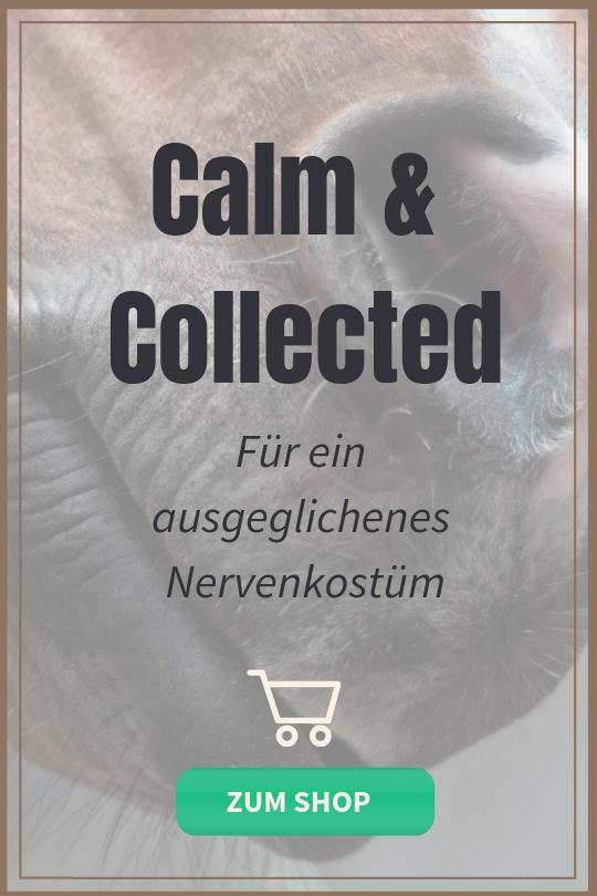 Calm & Collected Kräuter Pferd