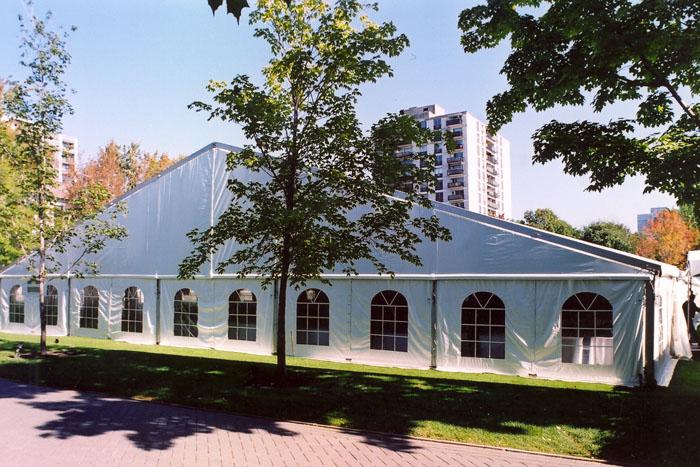 אוהלי כנסים גדולים