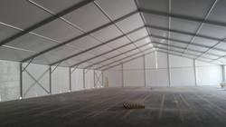 אוהל ענק לאחסון