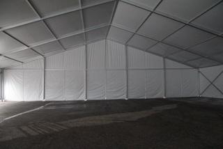 אוהל לתעשייה גדול