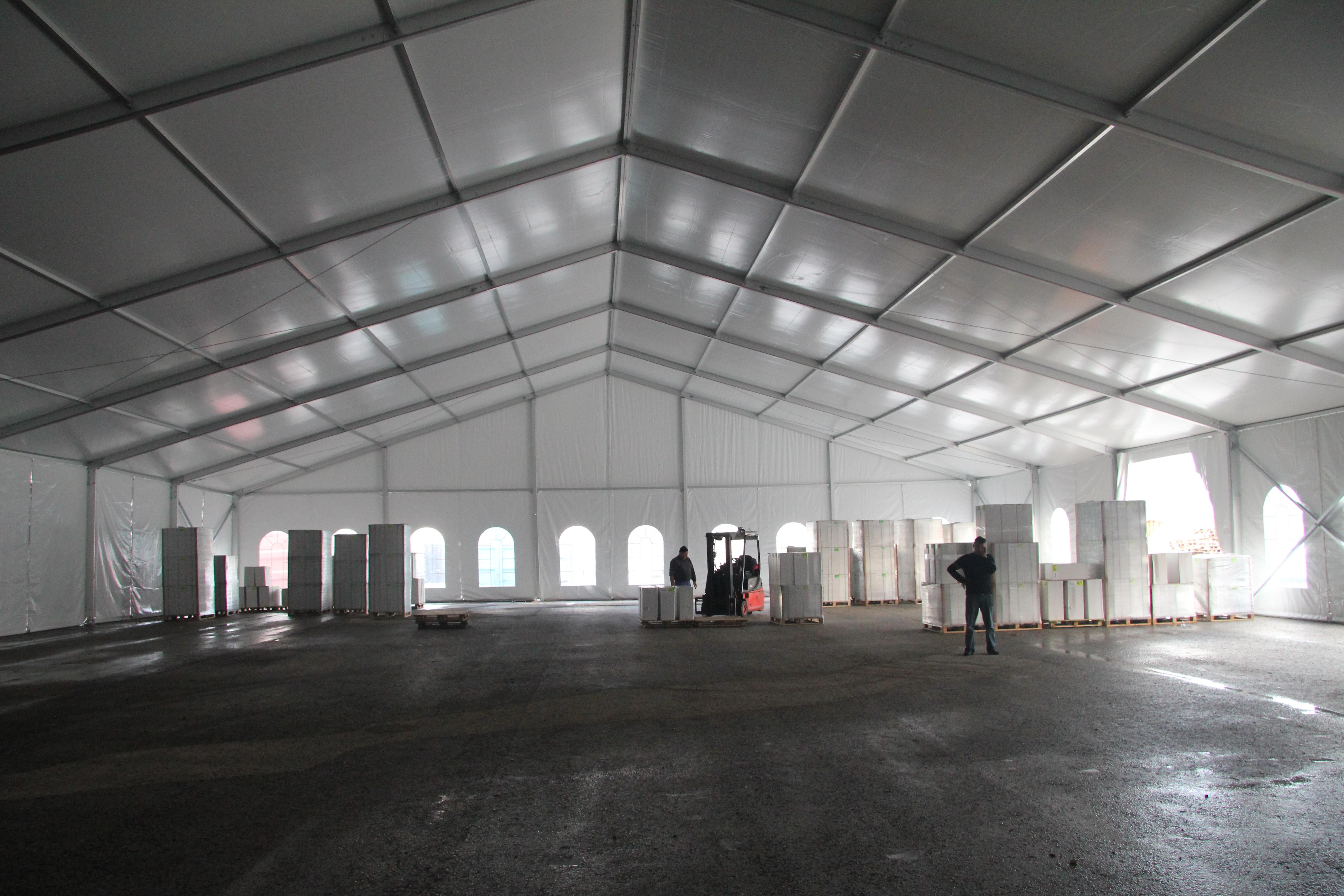 אוהל ענק 1000 מטר