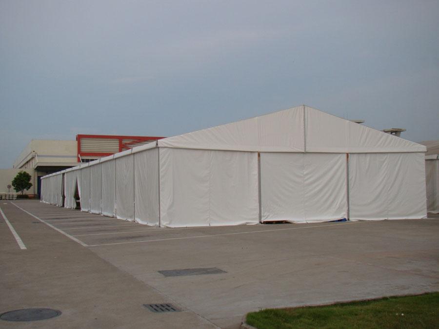 אוהל אחסון לתעשייה