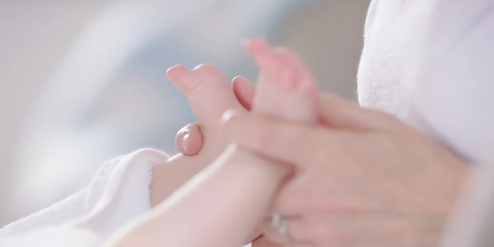 Mommy and Me Class: Reflexology for Baby