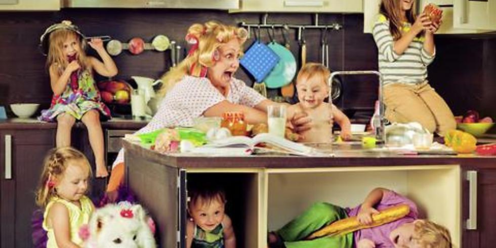 EFT to De-stress Anxious Moms
