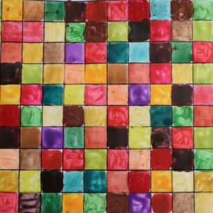 Diamonds into squares part 4
