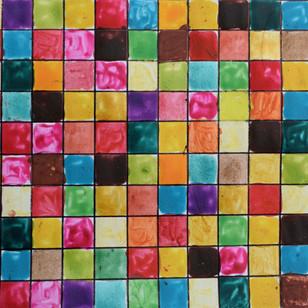 Diamonds into squares Part 2