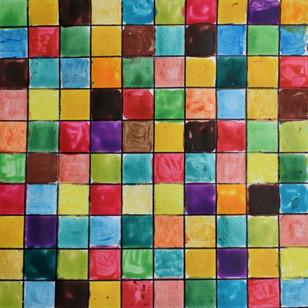 Diaminds into squares Part 3