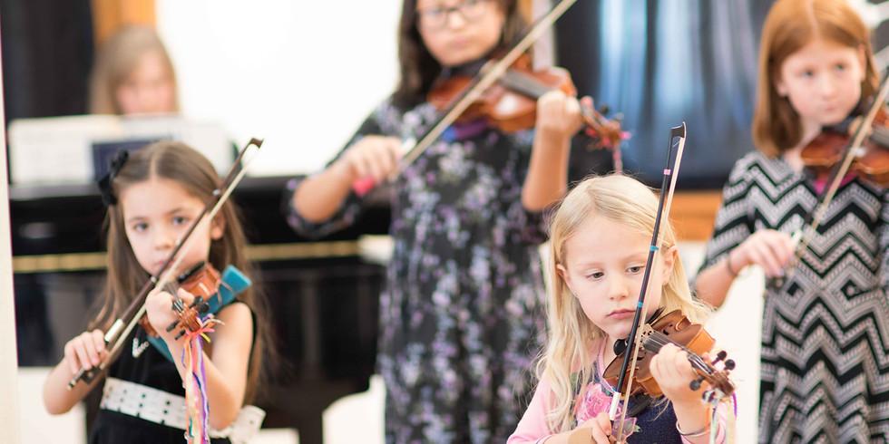 Annual Spring Studio Recital