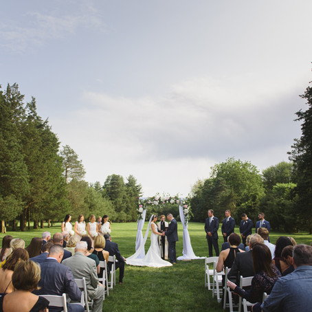 Outdoor Wedding Checklist: The 411