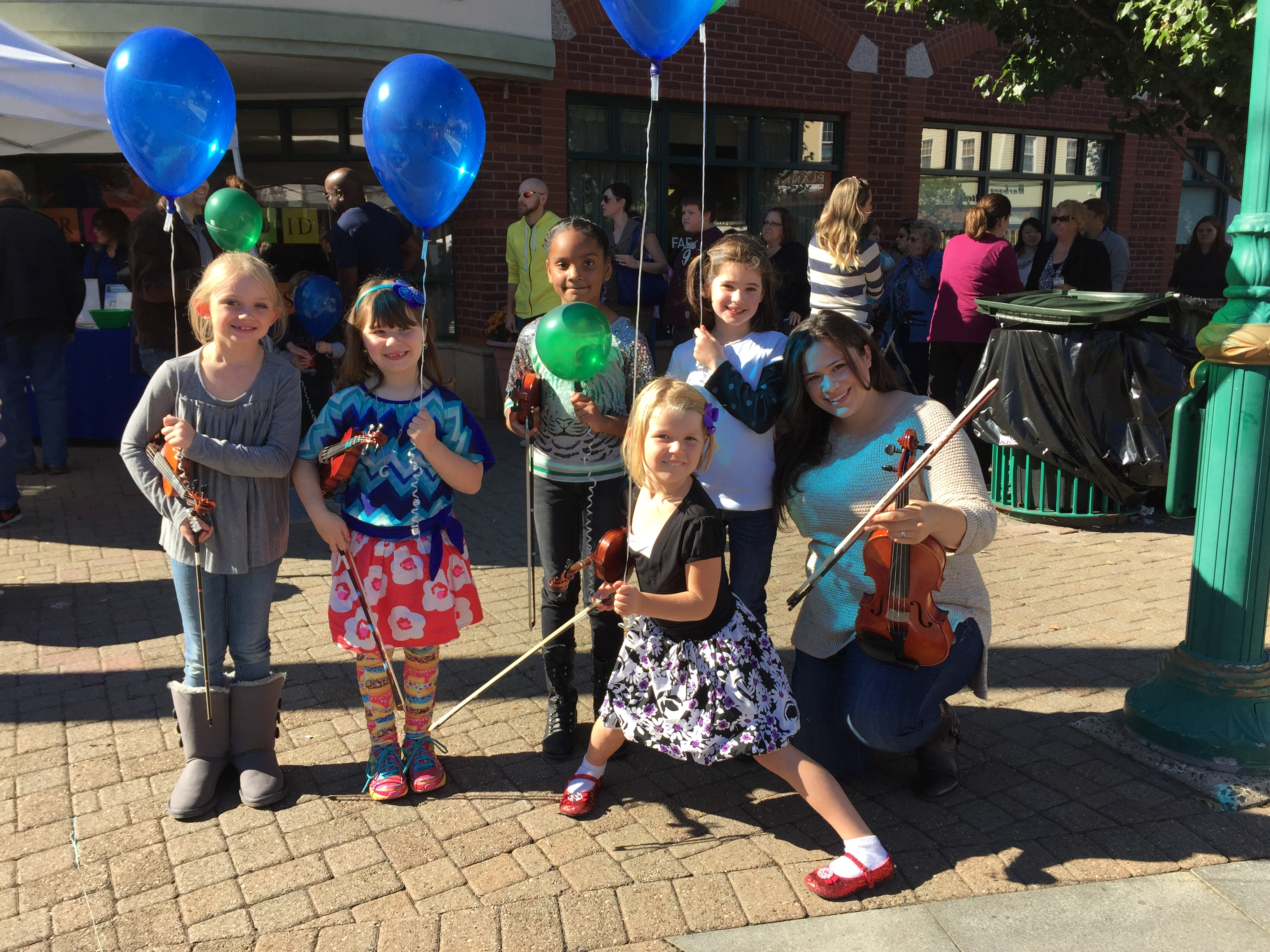 Apple Harvest Twinkle Flash Mob 2014