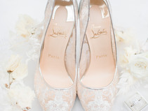 A Modern Twist on The White Wedding