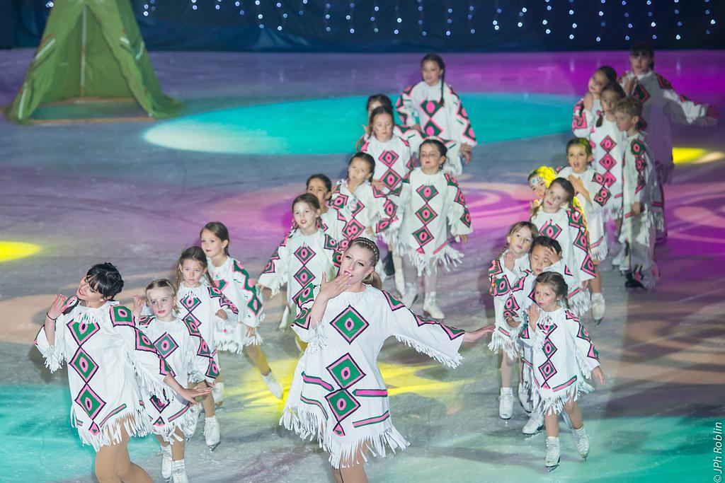 Les indiens Gala 2017