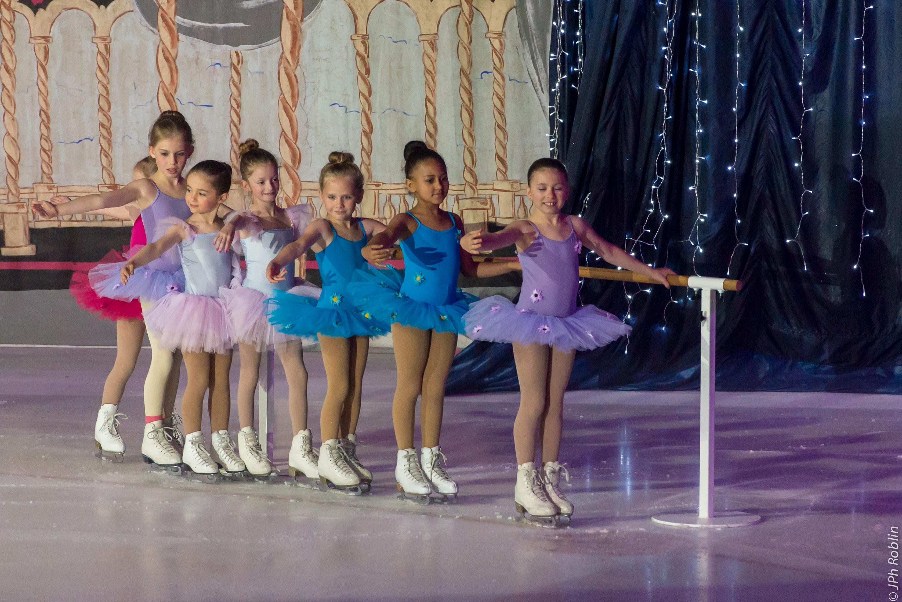 Les miss danseuses au gala 2017