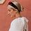 Thumbnail: Padded Pearl Headband-merlot
