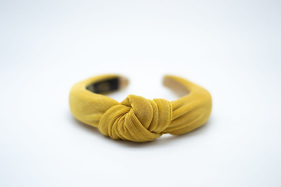 Kids Headband-saffron