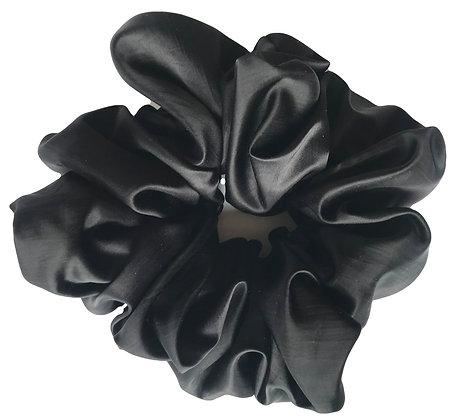 Cloud Scrunchie-black