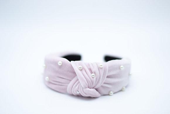Pearl Headband-violet