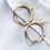 Thumbnail: Pierce earrings-gold