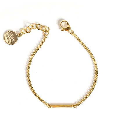 Barrie bracelet-gold