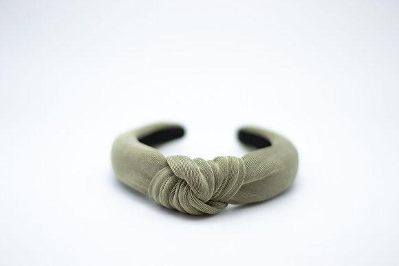 Kids Headband-olive
