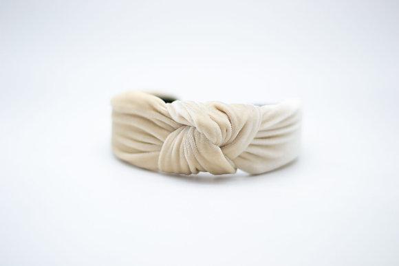 Velvet Headband-fawn