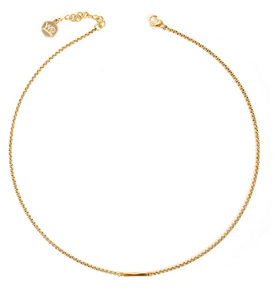 Axel Necklace-gold