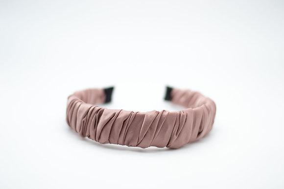 Twisted Headband-blush