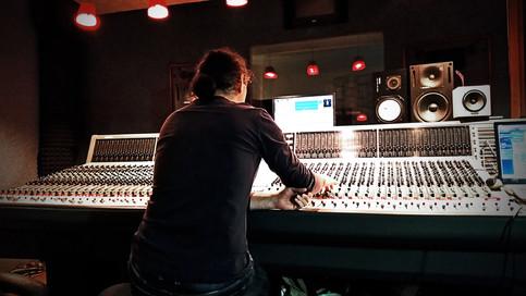 "Recording of new album ""Onirica"" @ New Sin Studio is finally over!"