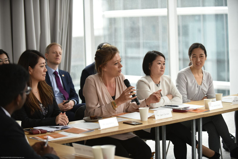Roundtable on Female and Youth Empowerment and Entrepreneuship