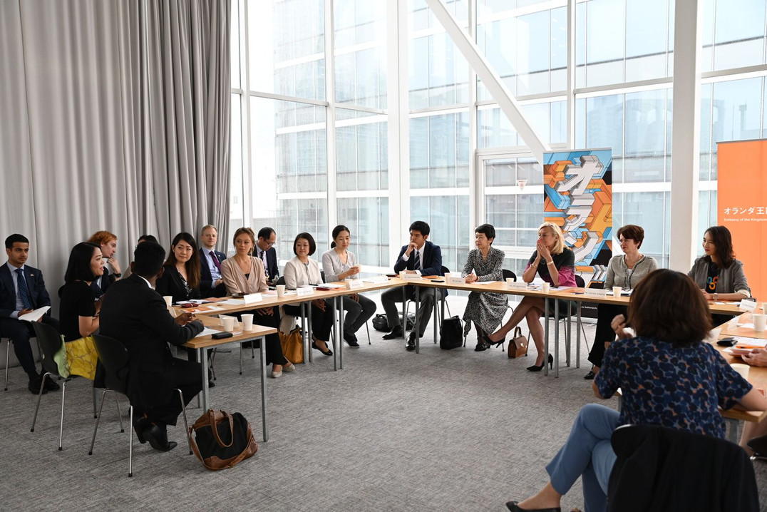 Roundtable on Female and Youth Empowerment and Entrepreneurship