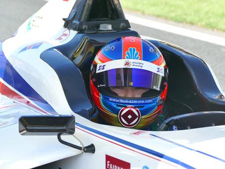2019 FIA-F4選手権 シリーズ 第7戦・第8戦 木村偉織 レポート