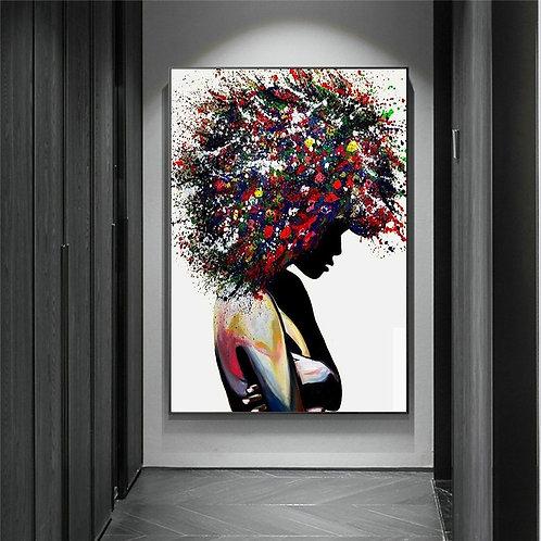 Goddess Wall Art Movie Canvas Paintings