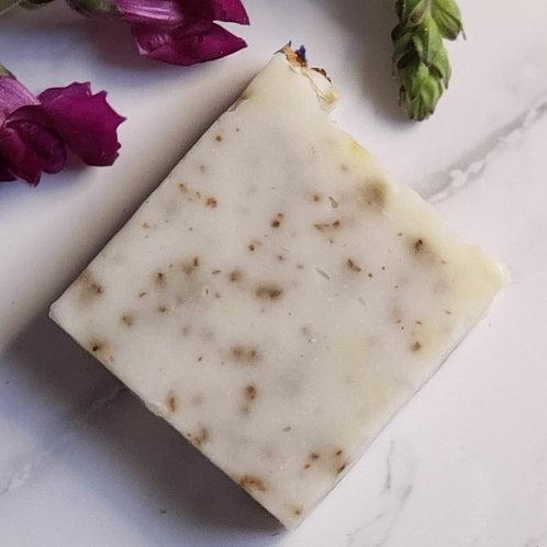 Rose Water Quartz Soap Bar