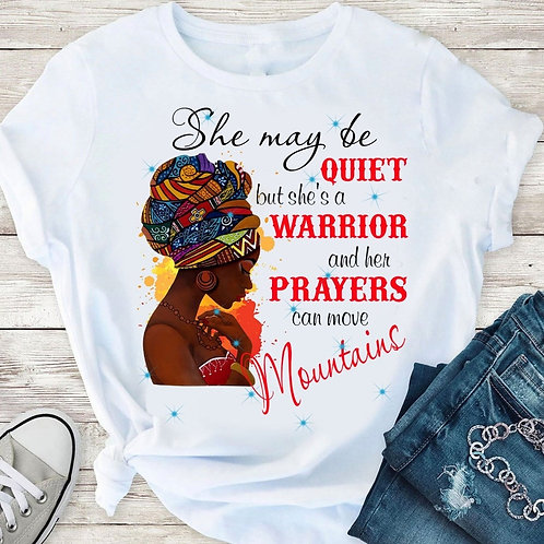 God Says You Are Black Girl Is Beautiful Magic T-Shirt Melanin Women