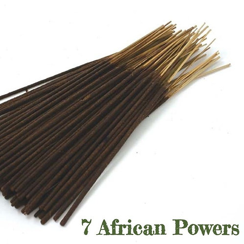 Seven African Powers Incense 10ct