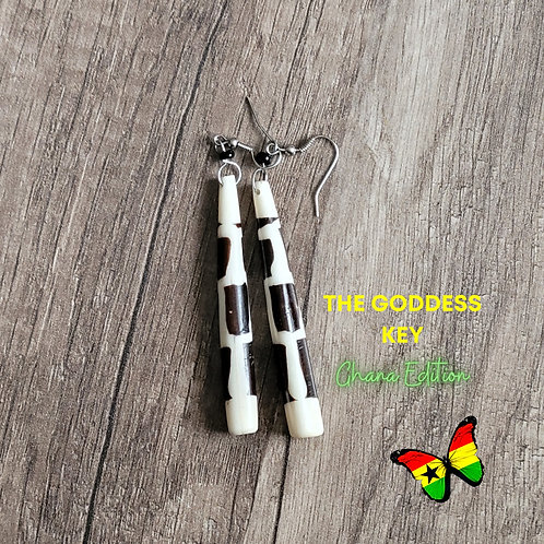Authentic African Earrings
