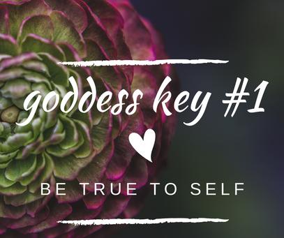Goddess Key Lessons 1